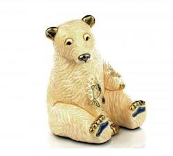 Медведь Белый с рыбой De Rosa Rinconada Emerald