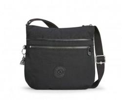 Женская наплечная сумка Kipling ARTO Rich Black 6 л