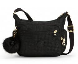 Женская сумка Kipling GABBIE S/Black Pylon Emb
