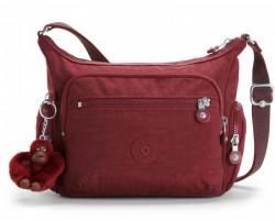 Женская сумка Kipling GABBIE S/Burnt Carmine C