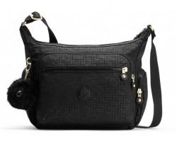 Женская сумка Kipling GABBIE/Black Pylon Emb