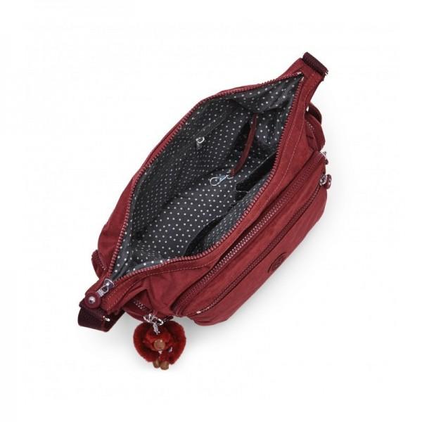 9f0c47e4cc16 Женская сумка Kipling GABBIE/Burnt Carmine C, 42623 купить в Киеве ...