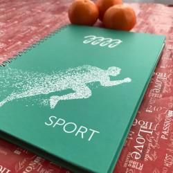 Блокнот Justnote Sport
