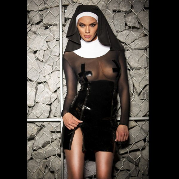 Монашка М