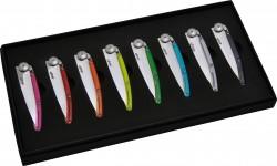 Набор из 8 ножей Deejo Colors 27 g