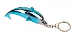 Зажигалка Дельфин синий