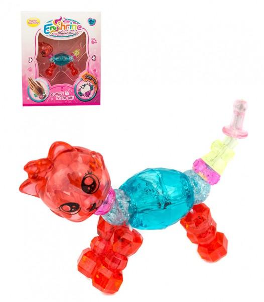 Браслет-зверюшка Twisty Pets Кошечка