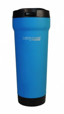 Термокружка 0,45 л, BrillMug-450, синяя