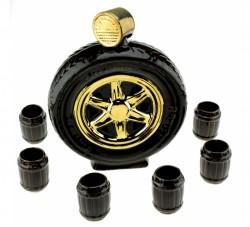 Подарочный набор Авто колесо 7 предметов
