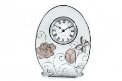 Часы Бабочка с розой 15796