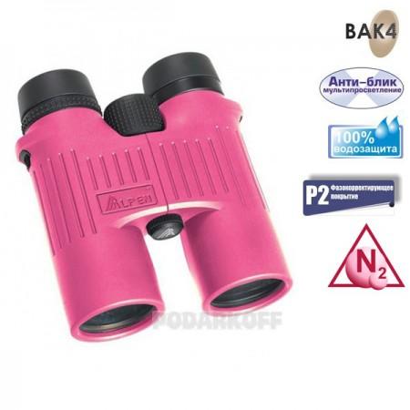Бинокль Alpen NBCF Pink 10x42 908610