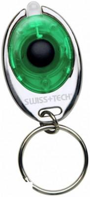 Брелок с фонариком Swiss+Tech зелёный