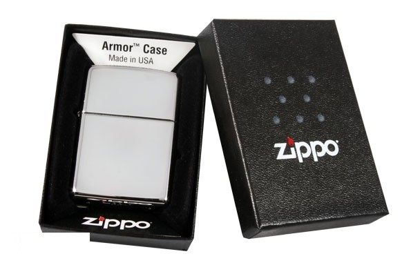 Зажигалка Zippo 167 CLASSIC Armor High Polish