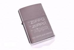 Зажигалка бензиновая ZIPPO 200 ZIPPO AGES
