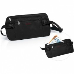 Сумка на пояс Gabol Money Belt Black