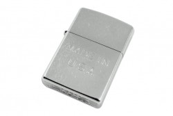Зажигалка Zippo 28491 Made In USA Street Chrome