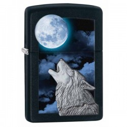 Зажигалка Zippo 28879 Howling Wolf