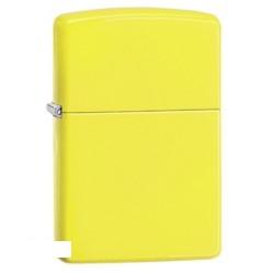 Зажигалка Zippo Neon Yellow 28887