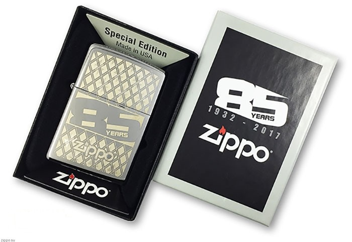 Зажигалка Zippo 250 85th Anniversary 29438