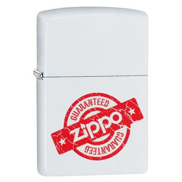 Зажигалка Zippo 214 Guaranteed 29547