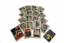 Карты игральные атласные покерные Duke Bruce Lee 54 листа DN25225