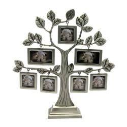Фоторамка Дерево 25308, 7 фото 26,5х25х5 см, 9772