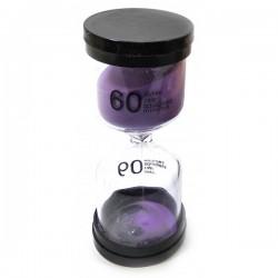 Часы Песочные 60 Мин Фиолетовый Песок 32073C