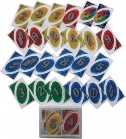 Карты пластиковые Uno 15,5х10,5х2,5 см 32408