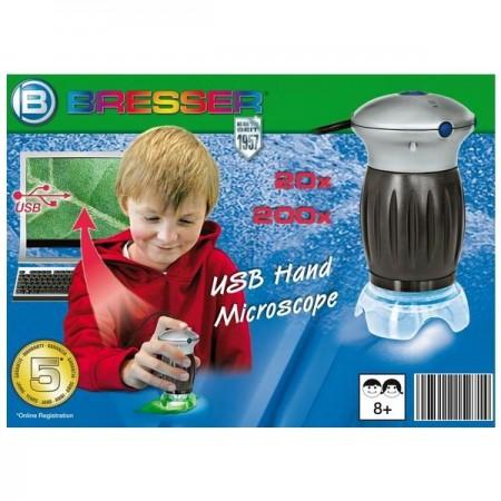 Микроскоп Bresser Junior USB 908508