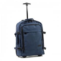 Сумка-рюкзак на колесах Members Essential On-Board 33 Navy
