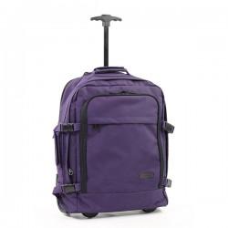 Сумка-рюкзак на колесах Members Essential On-Board 33 Purple