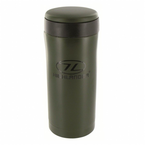Термокружка Highlander Sealed Thermal Mug 330 ml Olive