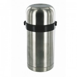 Термос Highlander Duro Food Flask 1 Lt Silver
