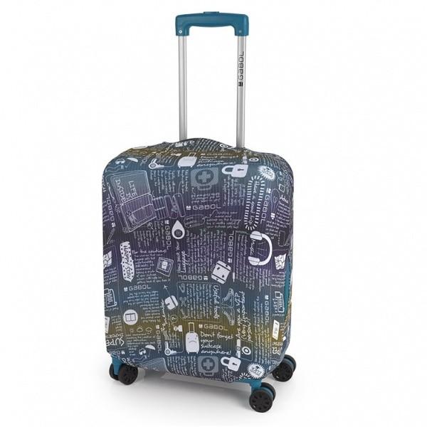 Чехол для чемодана Gabol L Multi Colour