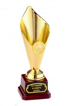 Кубок чаша Лучший в мире папа