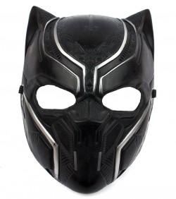 Маска Черная пантера