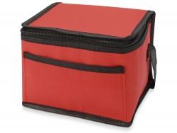 Сумка-холодильник Кубик красная
