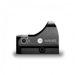 Прицел коллиматорный Hawke MRD1x WP Digital Control 3 MOA (Weaver)