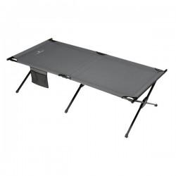 Кровать кемпинговая Ferrino Steel Alu Heavy Duty Gray