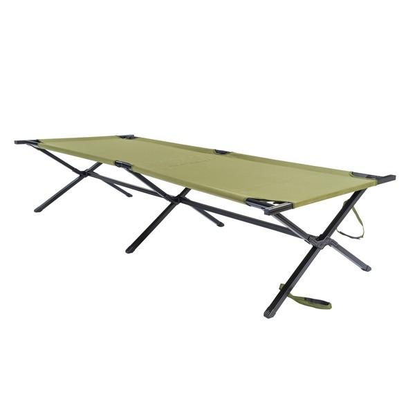 Кровать кемпинговая Ferrino Strong Cot XL Olive