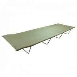 Кровать кемпинговая Highlander Steel Camp Bed Olive