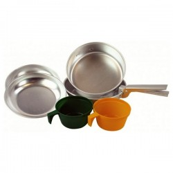 Набор посуды Highlander Party Cookset