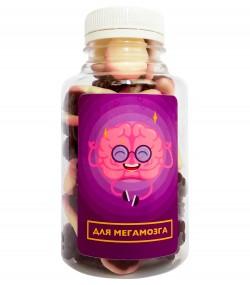 Конфеты Для мегамозга фиолетовый