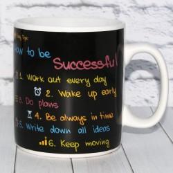 Кружка Гигант Как быть успешным