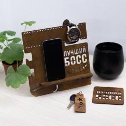 Органайзер настольный Лучший БОСС