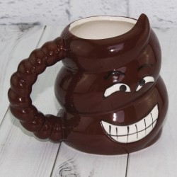 Чашка-какашка Mr.Poo №4