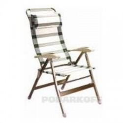 Раскладной стул  с регулируемой спинкой  FC-037