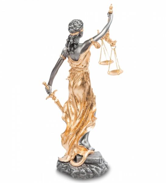 "WS-650 Статуэтка ""Фемида - богиня правосудия"""