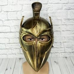 Шлем Троянский золото