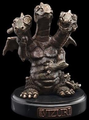 Бронзовая скульптура Мистер Счастливчик